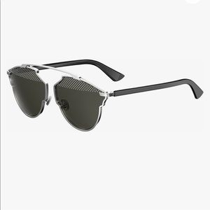 Christian Dior So Real Studs Panthos Sunglasses